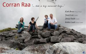 Corran Raa - The Group