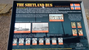 About the Bus to Burghead