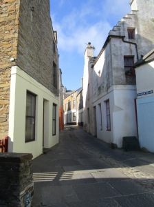 A view along the High Street