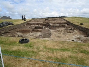 The Miden Ness of Brodgar