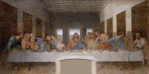 Leonardo's Last Supper